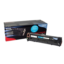 IBM TG95P6571 COLOR LASER TONER HP CF211A MAVİ